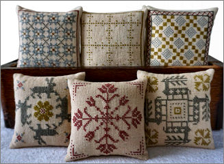 Quilts & Quakers from La-D-Da - click for details